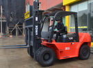 Diesel Powered 7 Ton Forklift 6m Mast With A Stable Transmission System
