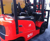 Fast Charging 48V 1.6T Electric Forklift Truck Small Turning Radius